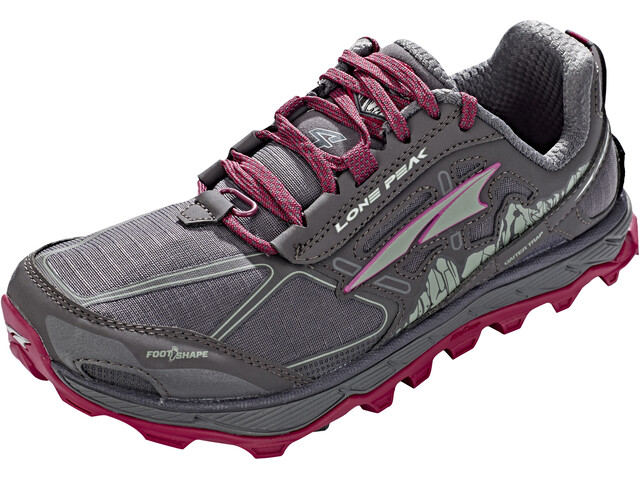 Altra Lone Peak 4 Zapatillas running Mujer, raspberry